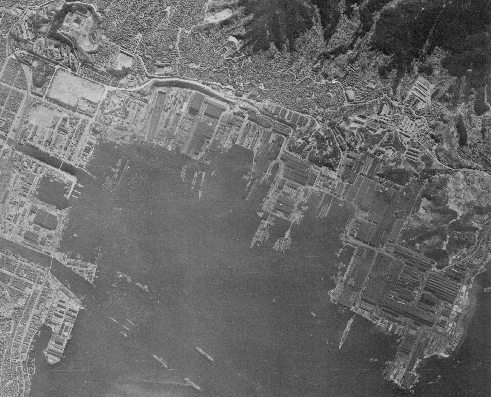 6.22呉海軍工廠の空襲